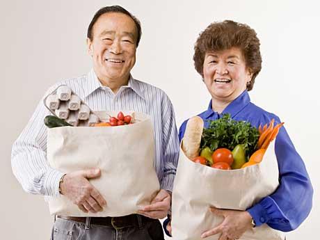 อาหารผู้สูงอายุ